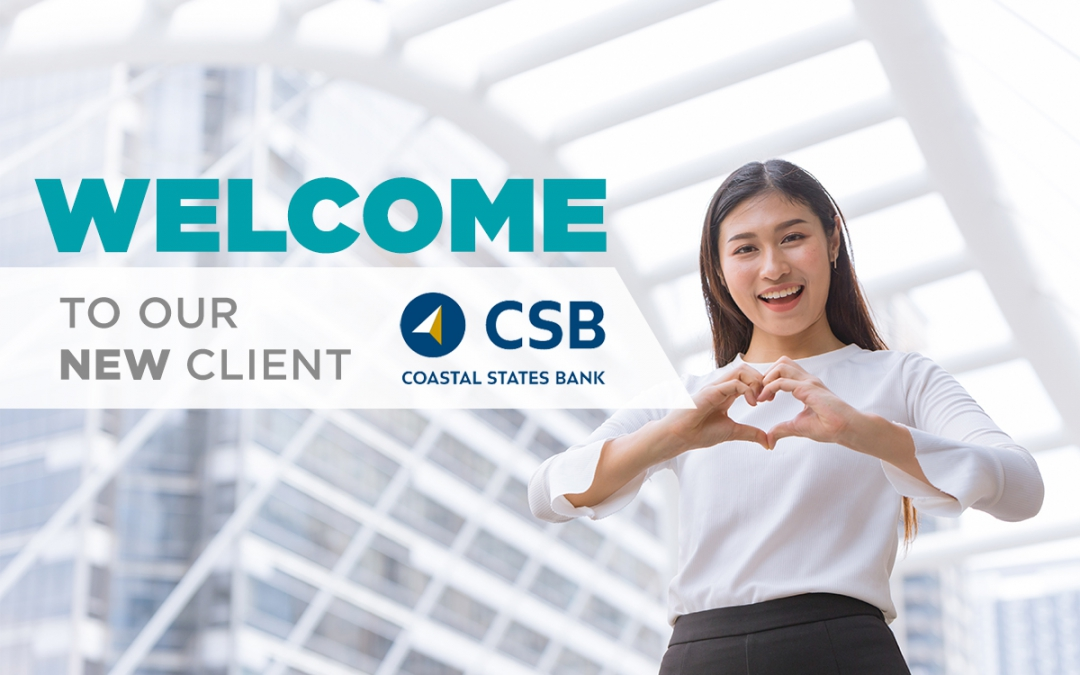 Affordit welcomes CSB as it's latest customer.