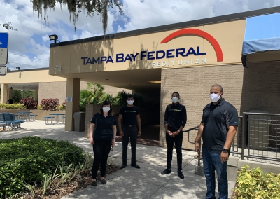 Affordit visits Tampa Bay Federal Credit Union