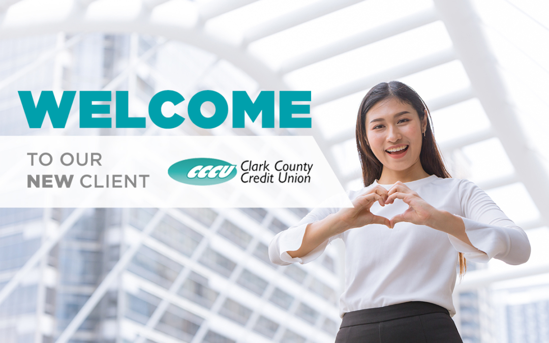 Affordit welcomes new customer Clark County Credit Union