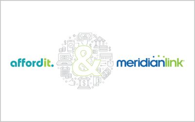 Press Release: MeridianLink's LoansPQ Loan Origination Software is Now Integrated with Affordit